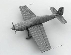 3D asset Extra 330 Aircraft
