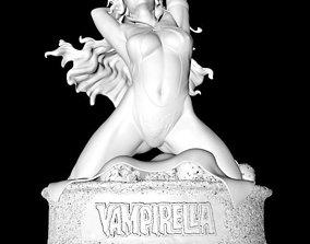 3D model Vampirella
