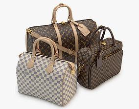 Collections Louis Vuitton 01 3D model