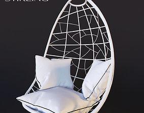 Studio Stirling Nest Egg 3D model