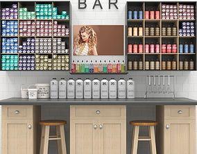 3D model Beauty salon cosmetics