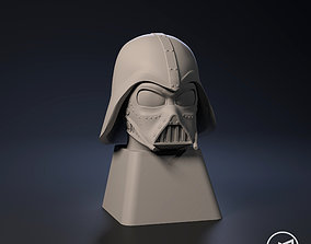 3D printable model Darth Vader head Keycap