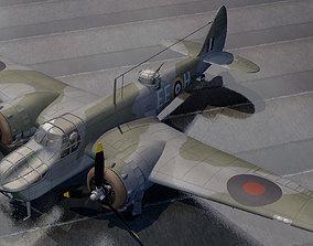 3D Bristol Bolingbroke Mk-4F - RCAF