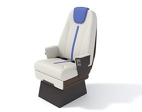 3D model Airplane Chair armchair