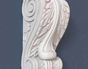 Decorative Corbel decorative 3D