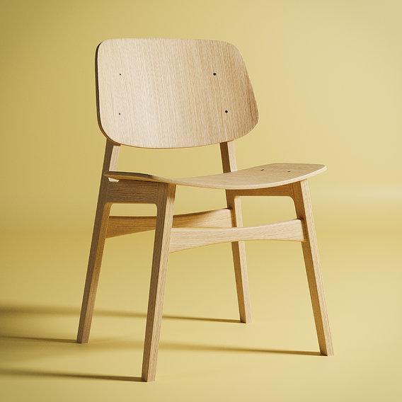 Soborg Chair Tutorial