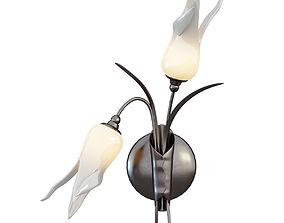 chandelier Sconce MASSIVE 388424310 3D