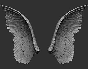 Wings Printable 1 sculpture
