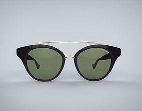 sunglasses dita medina 3D asset