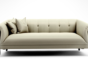 Christopher Guy Giola sofa and 3D model