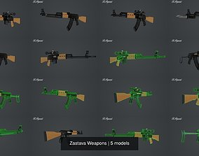 Zastava Weapons 3D