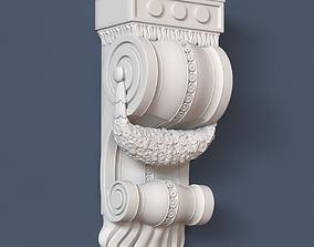 3D model Decorative Corbel decorative