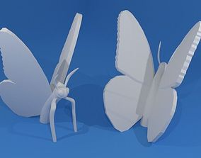 Butterfly 3D-Printable