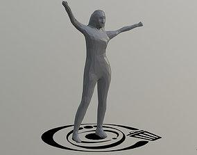 Human 067 LP R 3D asset