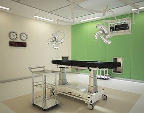 Operating Room 2 3D model