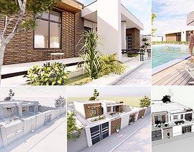 Villa 06 - 3dnikmodels