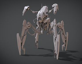 3D printable model Titan Droid