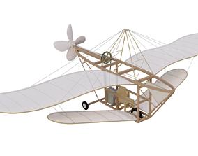 Aircraft 3D architecture