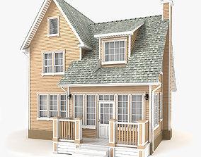 Cottage 67 3D