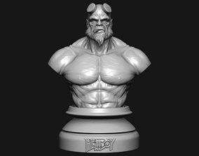 HELL BOY 2019 3D printable model