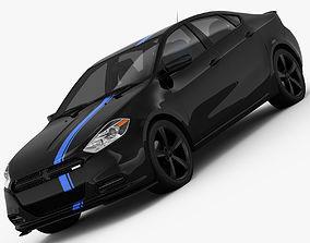 tuning 3D Dodge Dart Mopar 13 2013