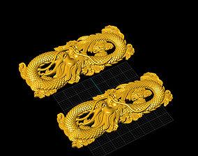 chinese jewerly 3D print model Dragon