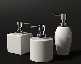 3D asset Soap Dispensers