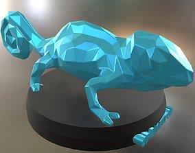 Poly Chameleon 3D print model