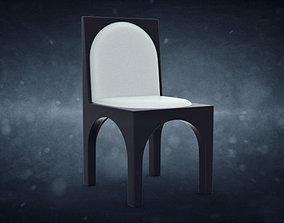 3D model Kelly Wearstler Roxbury Chair