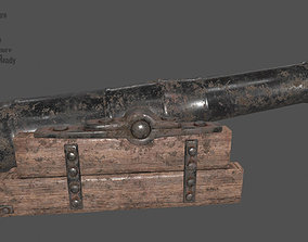 old canon 3D asset