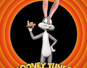 Bugs Bunny 3D print model