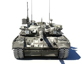 T-80UK 3D