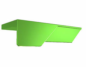 3D printable model Kinect XBox One Privacy Shield