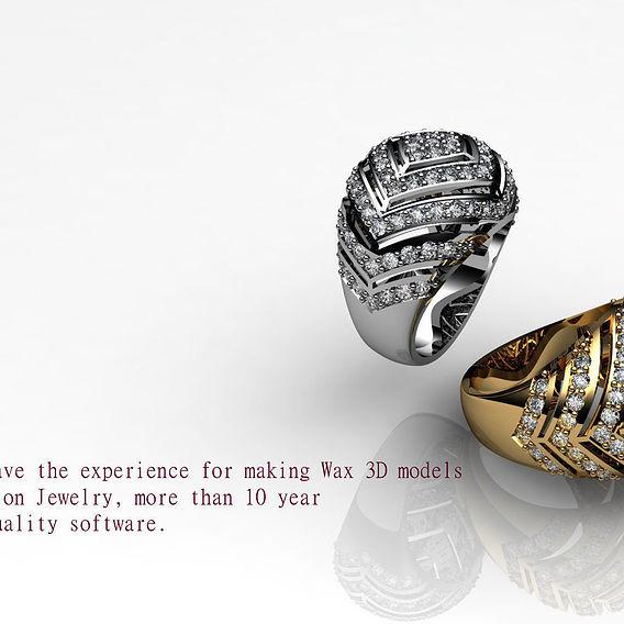 Fashion Ring For men
