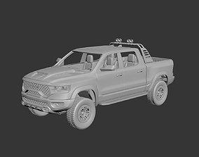 3D printable model Dodge Ram 1500 TRX 2021