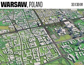 3D Warsaw