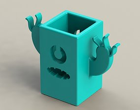 Cyclop Pen Holder 3D printable model