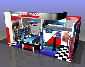 3D RikExpo stand