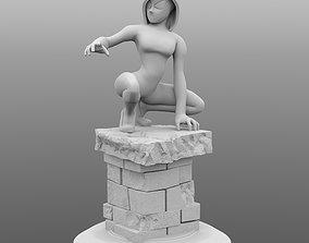 Spider Gwen 3D Print
