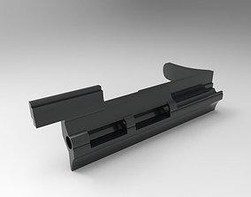 ak bolt carrier 3D print model