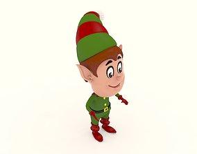 Santa Clauz Elf 2 3D printable model