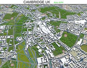 3D asset realtime Cambridge United Kingdom 20km
