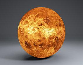 Venus 8k Globe 3D