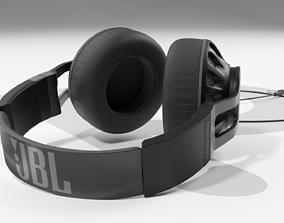 3D model Headset JBL Synchros S700