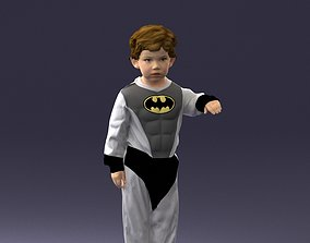 Batman boy 1016-4 3D Print Ready