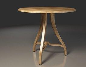 Modern 3 legs Coffee Table 3D model