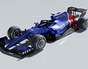 sport 3D model Formula One Car