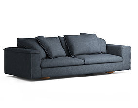3D Sunny sofa by Jardan