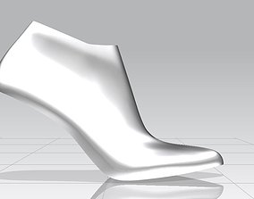 high heel shoe last 3D print model