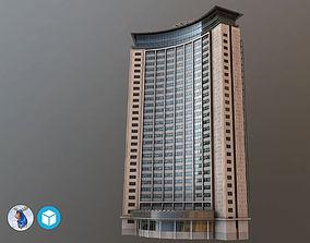 3D asset Empress State Building London